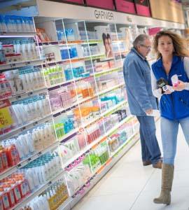 Carrefour, 6% de promo dans tous les magasins, toute l'année