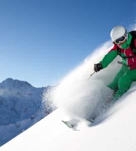 -7% sur les locations de ski Intersport